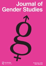 forside Journal of Gender Studies