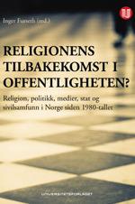 Forside bok: Religionens tilbakekomst i offentligheten